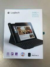 New Logitech IPad Air 2 Wireless Bluetooth Keyboard AZERTY French/Flemish