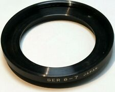 Series 6 to 7 VI VII lens adapter ring step-up screw  wide angle