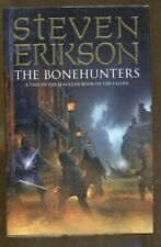 The Bonehunters by Steven Erikson-Malazan Book of the Fallen-UK First Edition