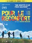 Affiche Pliée 40x60cm POUR LE RÉCONFORT (2017) Vincent Macaigne NEUVE