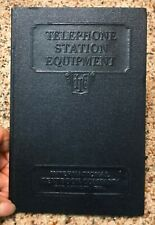 Telephone Station Equipment - Freedman - Intl. Textbook Co., 1927
