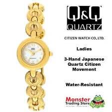 AUSSIE SELLER LADIES BRACELET WATCH CITIZEN MADE GOLD GK53-802 P$99 WARRANTY