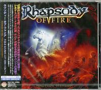 RHAPSODY OF FIRE-FROM CHAOS TO ETERNITY-JAPAN CD BONUS TRACK F75