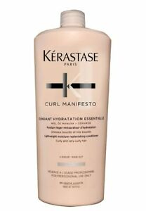 Kerastase Curl Manifesto Fondant Hydratation Essentielle 34 Oz