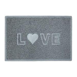 LOVE HEART Door Mat   Welcome Entrance   Perfect Housewarming Gift/Present