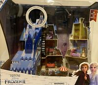 Disney Frozen Castle Playset Dollhouse Elsa Anna and more...