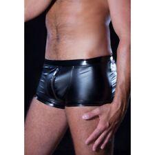 Patrice Catanzaro, Rayan, Boxer sexy avec zip en wetlook laqué aspect cuir