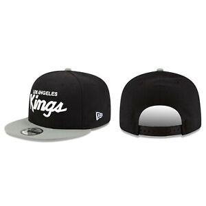 Los Angeles Kings 9FIFTY Snapback Cap - Authentic LA NHL New Era 950 Hat