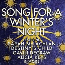 Song For a Winter's Night Christmas CD NEW