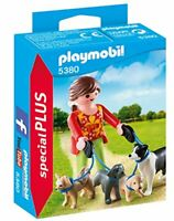 Playmobil Special   Dog walker   #5380   New in Bag   2015
