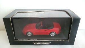 PORSCHE 944 CABRIOLET MINICHAMPS SCALA 1/43