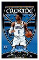 2018-19 Panini Chronicles Basketball #558 Hamidou Diallo Crusade