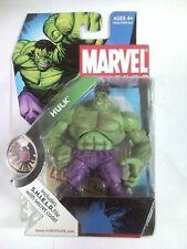 Marvel Universe - 3.75 inch - Hulk (Green) - Visible Packaging wear