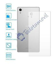 Tempered glass screen protector film for Sony Ericsson Xperia Z5 Rear Genuine
