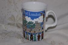 Cup Mug Tasse à café Tower of London Picture Maps