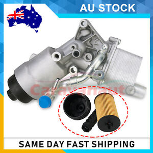 FOR Holden Barina Cruze Oil Cooler Housing Filter A14NET 1.4L Turbo SRi RS TM