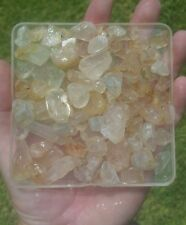 Gemstone Farmer: 1/2 Lb Lot of Raw Topaz Rough Crystals From Brazil