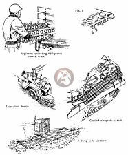 Verlinden 1/35 Perforated-Steel Plating (PSP) Marsden Matting (10 Plates) 388