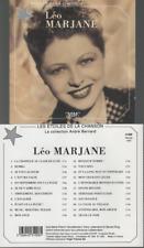 Leo Marjane Etoiles De La Chanson CD ALBUM c'est ma valse rumba mon ange ..