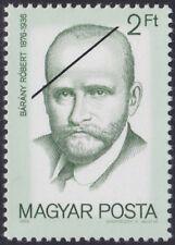 Specimen, Hungary Sc3155 Nobel Prize in Medicine (1914), Robert Barany 1876-1936