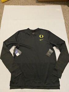 Nike Oregon Ducks Player Fuse Long Sleeve Top Men's Size: 4XL NWT
