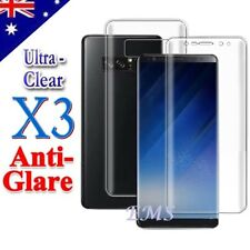 Screen Protector Film Guard For Samsung Galaxy S7 Edge S8+ S9 S9+ Plus Note 8 9