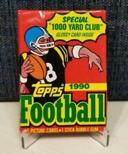 1990 Topps Football Wax Pack - Sealed - NFL