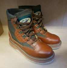 Fly Fishing Angler Wading Boots Leather