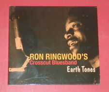 Ron Ringwood's Crosscut Bluesband - Earth tones (Digipak) -- CD / Blues