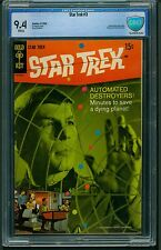 Star Trek #3 (1968) ~ CBCS Graded 9.4 ~ Photo Cover ~ Gold Key ~ Not CGC