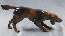 Setter hund figur porzellanfigur porzellan figur Rosenthal 1948 US Zone