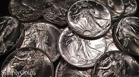 Choice BU Uncirculated Walking Liberty Silver Half Dollar US Coin Lot Set MQ