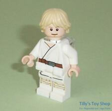 Lego Star Wars Minifig -  Luke Skywalker With Two Faces - ID SW999 - NEW - RARE