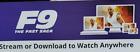 F9 Fast Saga (Theat&Extend) HD MA Digital Movie - With Original Disc? See below