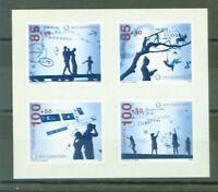 Schweiz Suisse Switzerland 2009 - Pro Juventute - Nr. 2130-33 - Folienblatt **