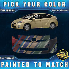 NEW Painted to Match - Front Bumper Cover Fascia For 2010 2011 Toyota Prius