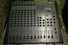 Zeck PD8.12- - Mischpult / Power-Mixer / Power Desk im original Case