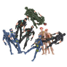 10 Stück 9cm Spezielle Kraft Action Figure Armee Soldaten Spielzeug Geschenk