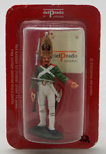 Figurine Collection Del Prado Grenadier Russe 1799 Empire Soldat Figuren