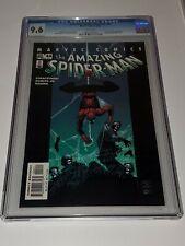 Amazing Spiderman V2 #44 (485), Doctor Octopus, CGC 9.6