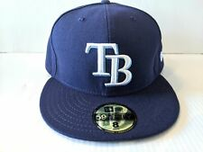 Tampa Bay Rays New Era Cap 59Fifty Authentic Collection Home On Field Hat