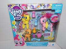 My Little Pony Friendship is Magic Birthday Surprise Ponies w/ Mystery Friend