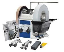 Tormek® T8 Naßschleifmaschine mit Haus & Heimpaket  HTK 706 Schleifmaschine