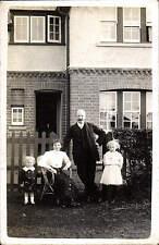 Hereford photo. House, Family & Garden by E.H. Hemmings, 14 Edgar St, Hereford.