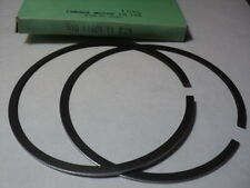 1976-78 YAMAHA YZ400 IT400 YZ IT 1ST OS RINGS NOS OEM P/N  510-11601-11-00
