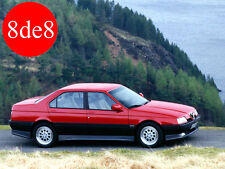 Alfa Romeo 164 (1991-1993) - Workshop Manual on CD