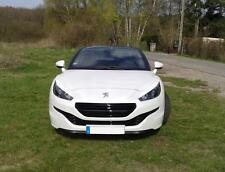 Scheinwerferblenden Blenden Böser Blick für Peugeot RCZ Serie 2 1/2013-