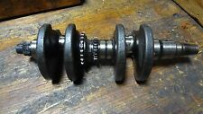 1982 HONDA CB450SC NIGHTHAWK 450 HM714 ENGINE CRANKSHAFT CRANK SHAFT