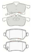 Astra H Front and Rear Brake Pads All Models 2005-2009 Free Postage O.E QUALITY