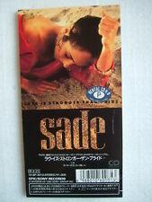 SADE - LOVE IS STRONGER THAN PRIDE / 3INCH CD JAPAN